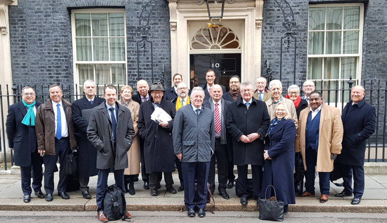 GM LEP Chair Joins Business Leaders For Number 10 Update