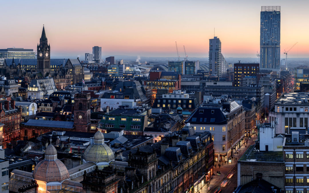Build Back Better – Safely Re-Opening Greater Manchester