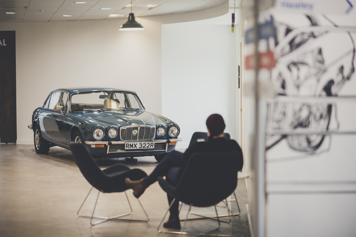 Auto Trader Offices