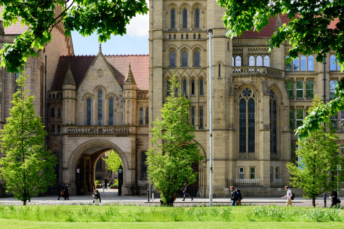 Northern Gritstone: The University of Manchester