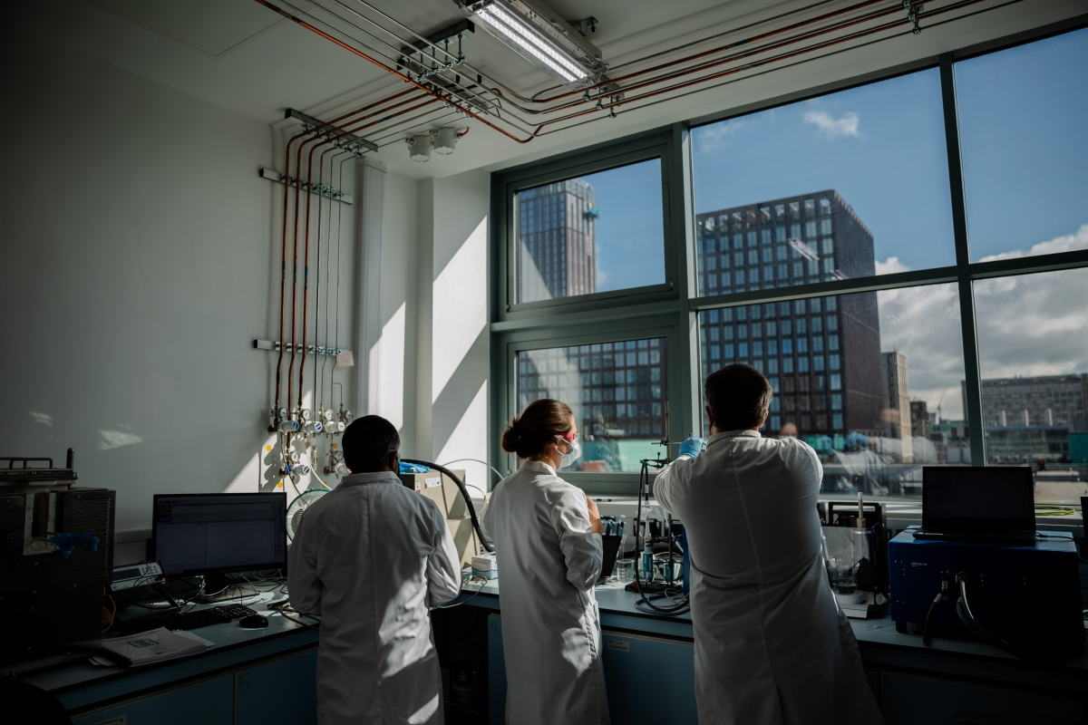 Manchester Fuel Cell Innovation Centre
